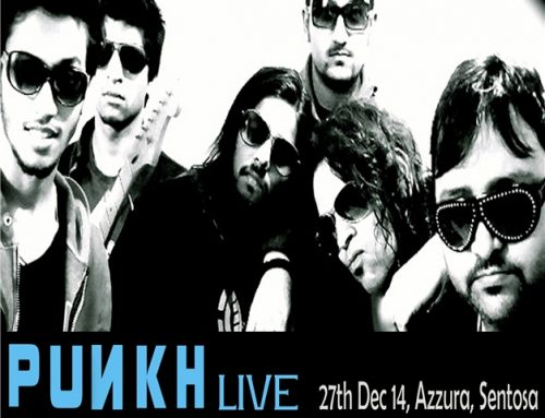 Punkh Live – a rock show and beach party