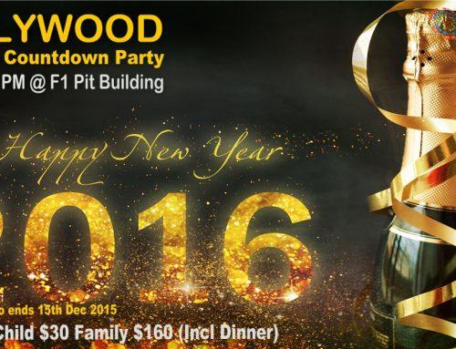 bollywood countdown 2016