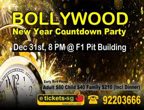 Bollywood New Year Party 2017