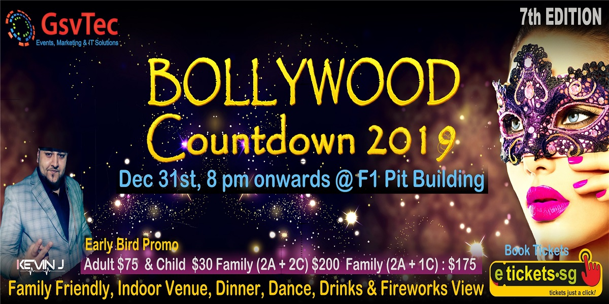 bollywood countdown 2019